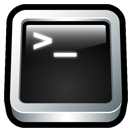 Terminal Icon.