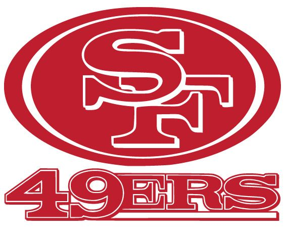 49ers symbol.