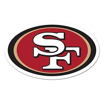 Amazon.com : San Francisco 49ers Logo on the GoGo : Sports.