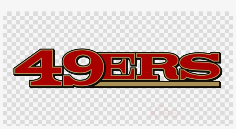 49ers Logo Png Clipart Logos And Uniforms Of The San.