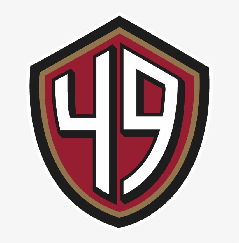 Nfl Logos For Th49ers Helmet Logo Png.