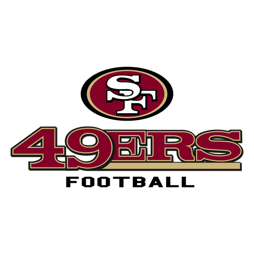 San francisco 49ers american football.
