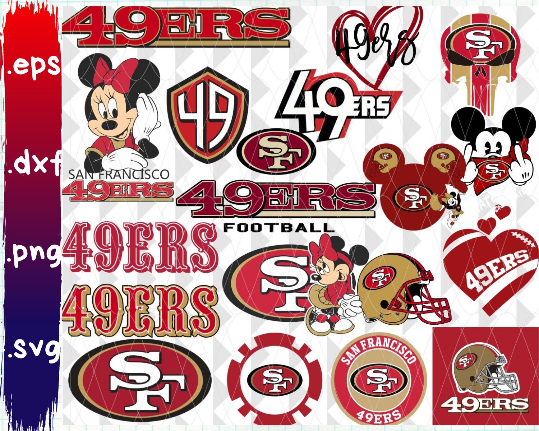 San Francisco 49ers, San Francisco 49ers svg, San Francisco.