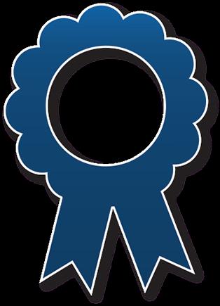 Award Ribbon , Transparent Cartoon.
