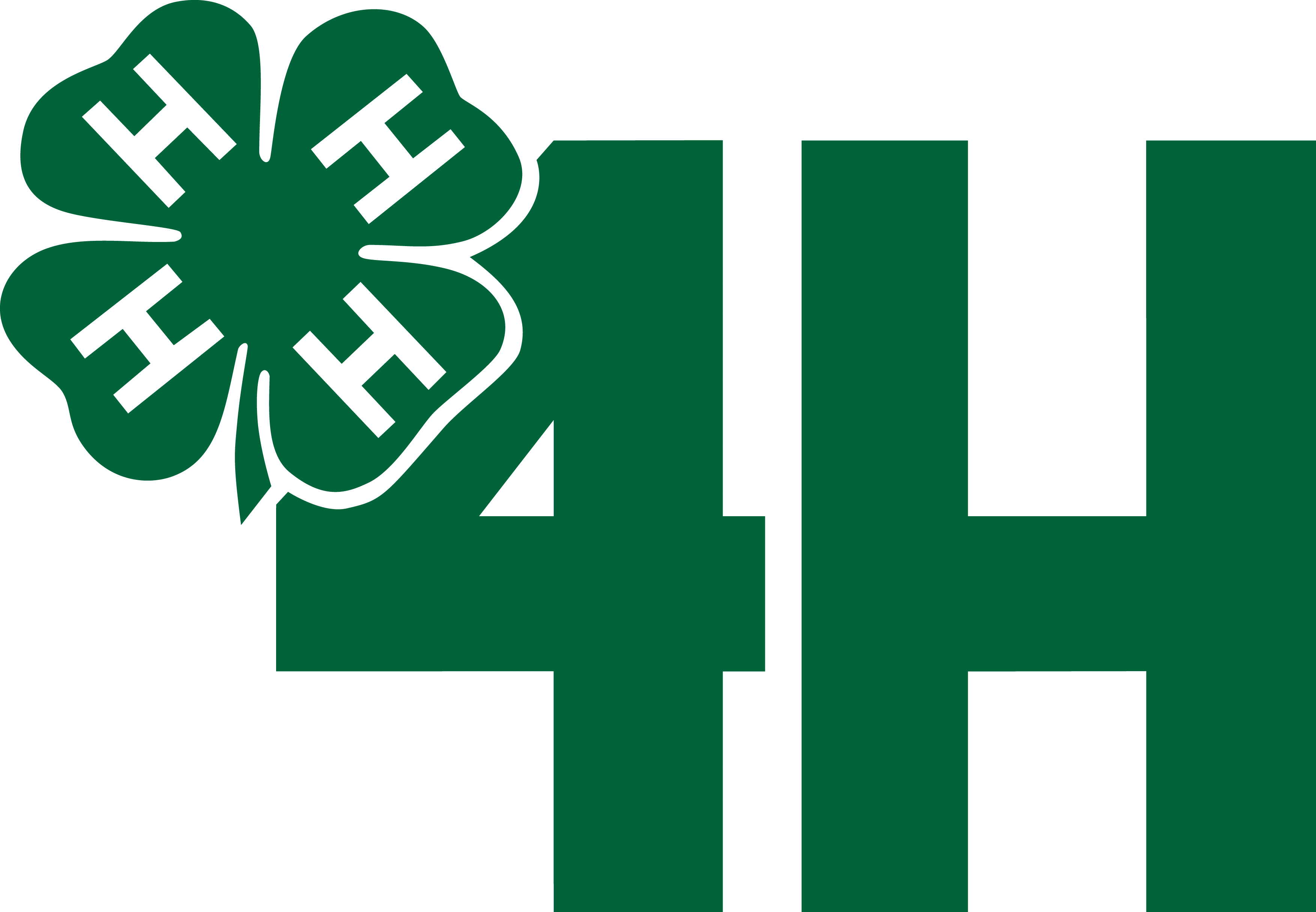 4h Clover Clipart (86+ images in Collection) Page 2.
