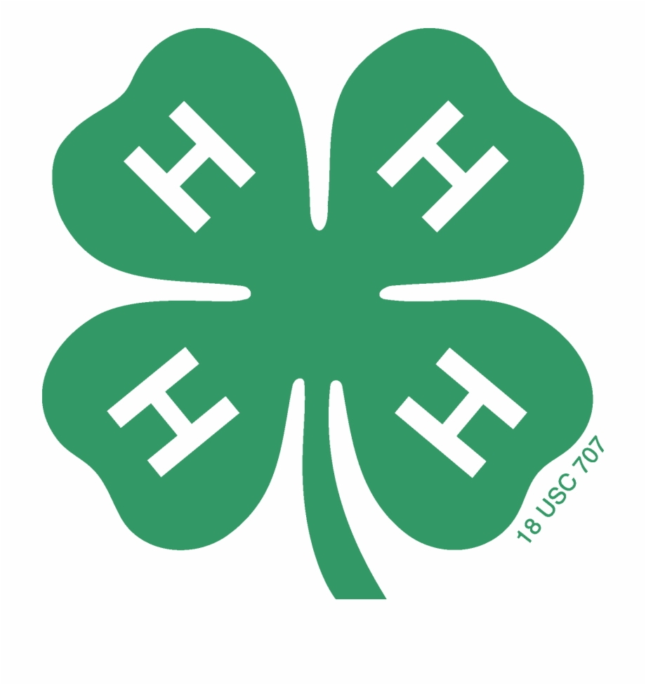 Four H's Heart Icon, Png.