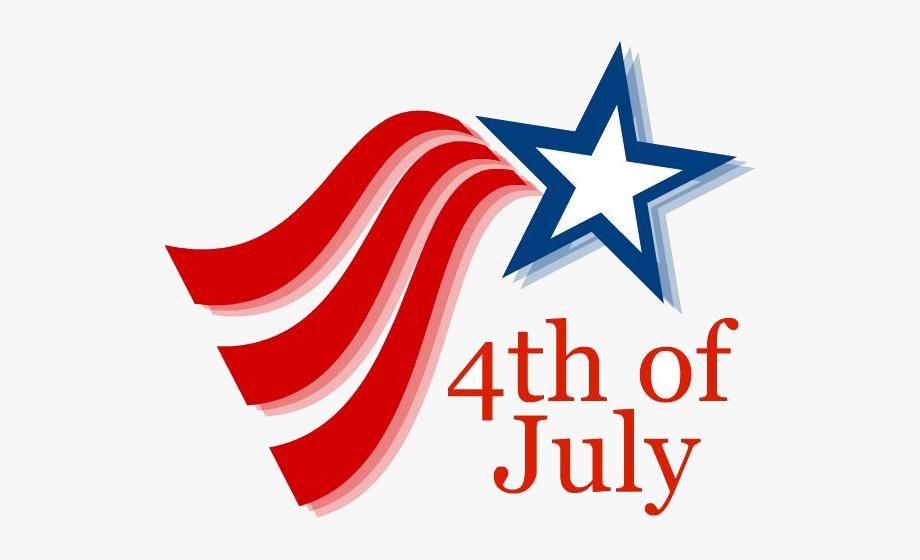 July 4th Clip Art , Transparent Cartoon, Free Cliparts.