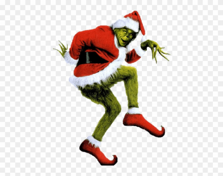 Grinch Clipart For Printable To.