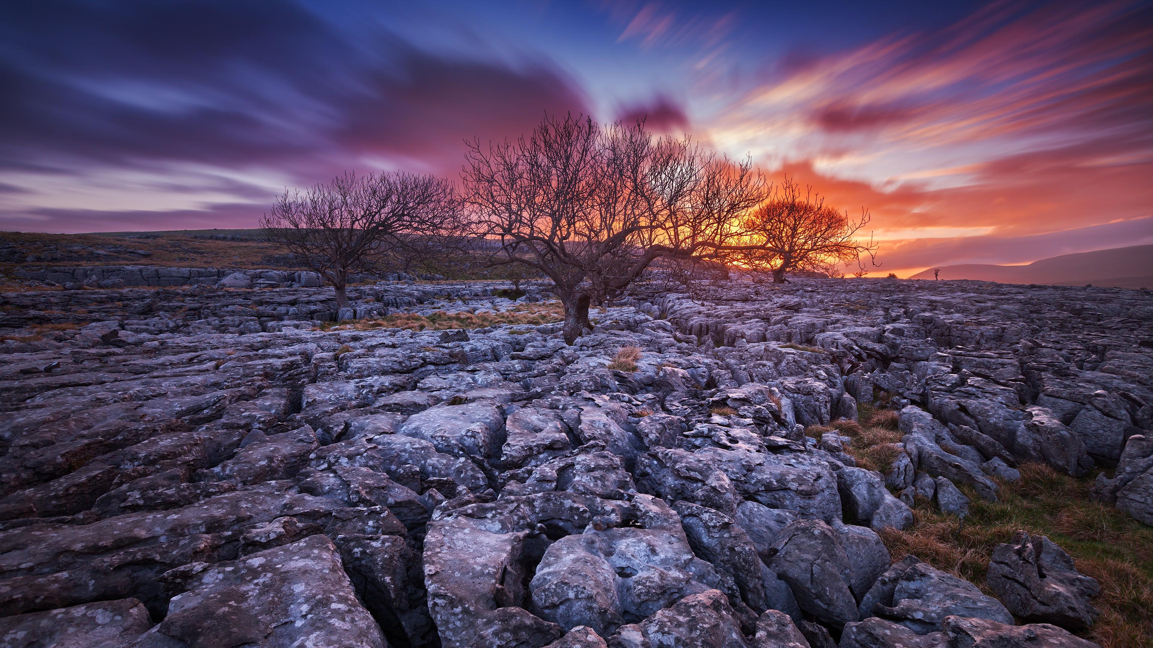 Landscape 4K Ultra HD Wallpaper.