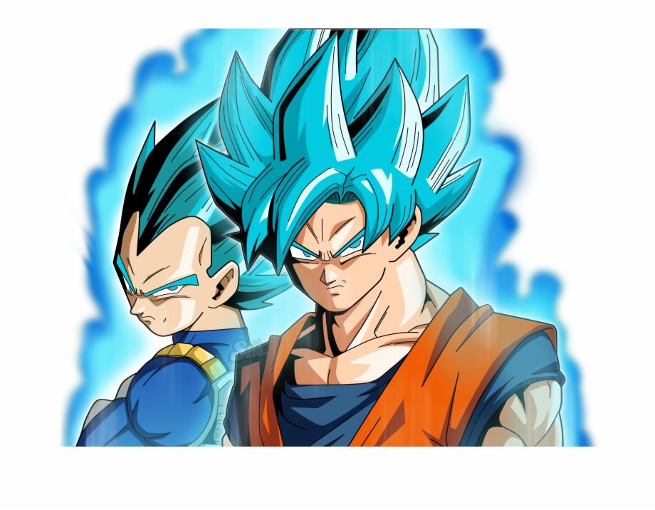 Goku Vegeta 4K Ultra Hd Wallpaper Ss Blue.