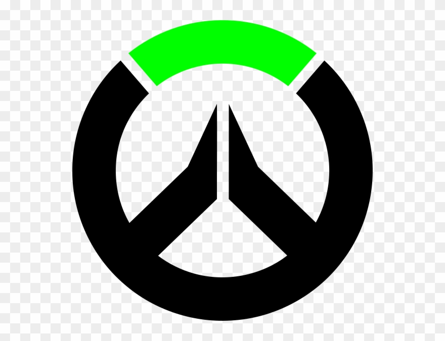 Overwatch Logo Png 4k Clipart (#3554081).