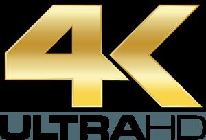4K Logo.