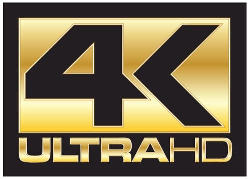 4K Ultra HD Logo.