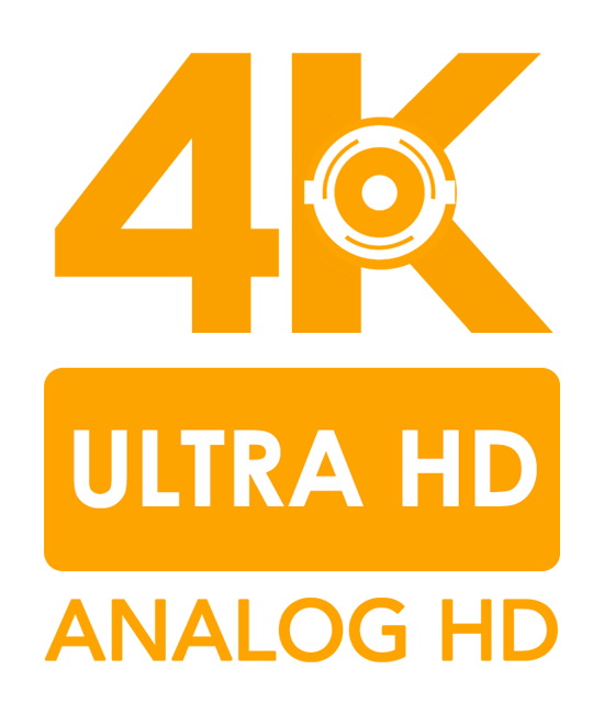 4K Ultra HD 8.
