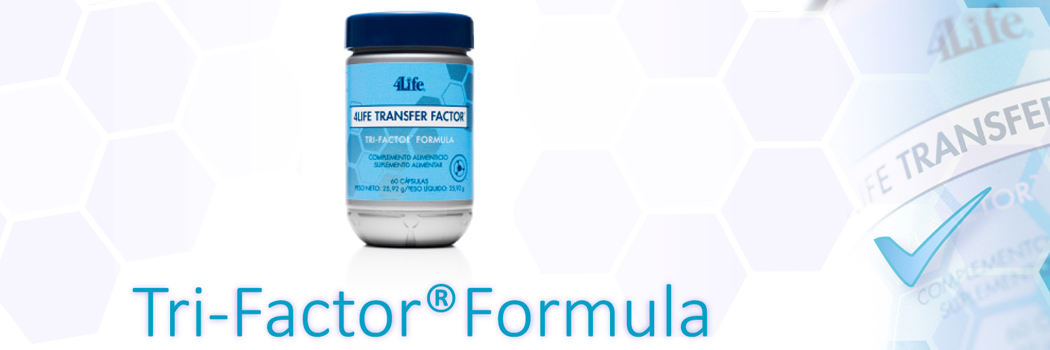 Products of 4Life Transfer Factor®.