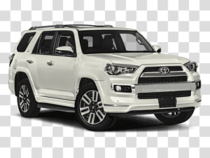 2018 Toyota 4runner Limited transparent background PNG.