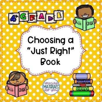 Anchor Charts for Choosing \