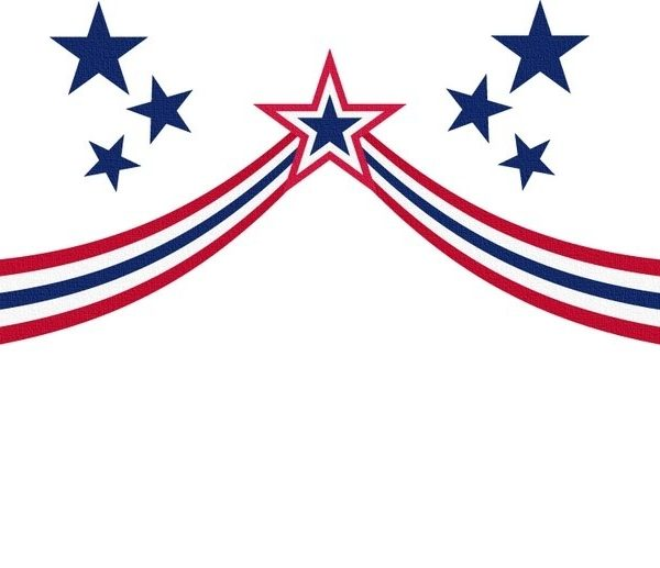 Fourth of july banner clipart 3 » Clipart Station.
