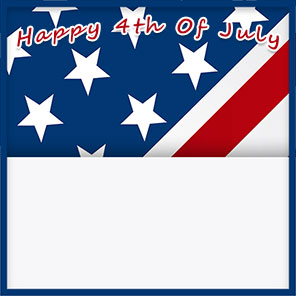 Happy 4th of July Borders.