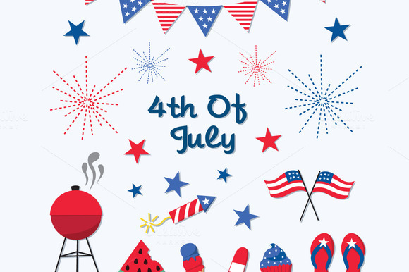 Fourth july a independence day free clip art happy july 4th.