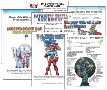 1000+ ideas about 4th Of July Trivia on Pinterest.