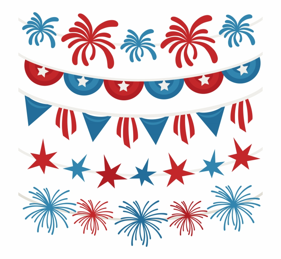 Svg Files 4th July.