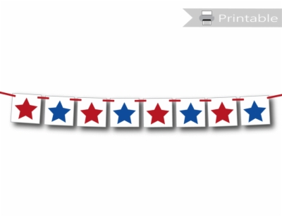 Result For: 4th of july banner , HD PNG , Free png Download.