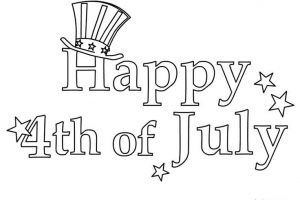 4th of july black and white clipart 3 » Clipart Station.