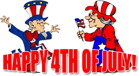 Free 4th Of July Clip Art.