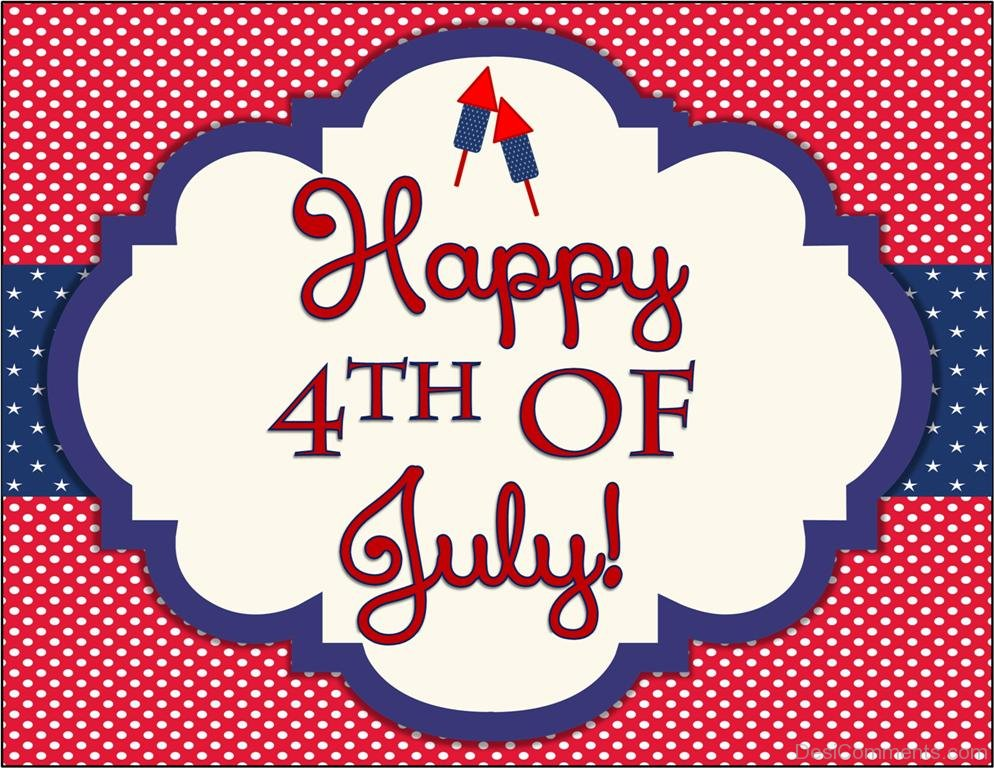 Happy 4th of July Facebook Cover Photos 2019.