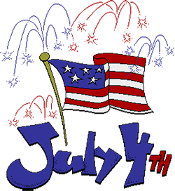 Free 4th of July Gifs.