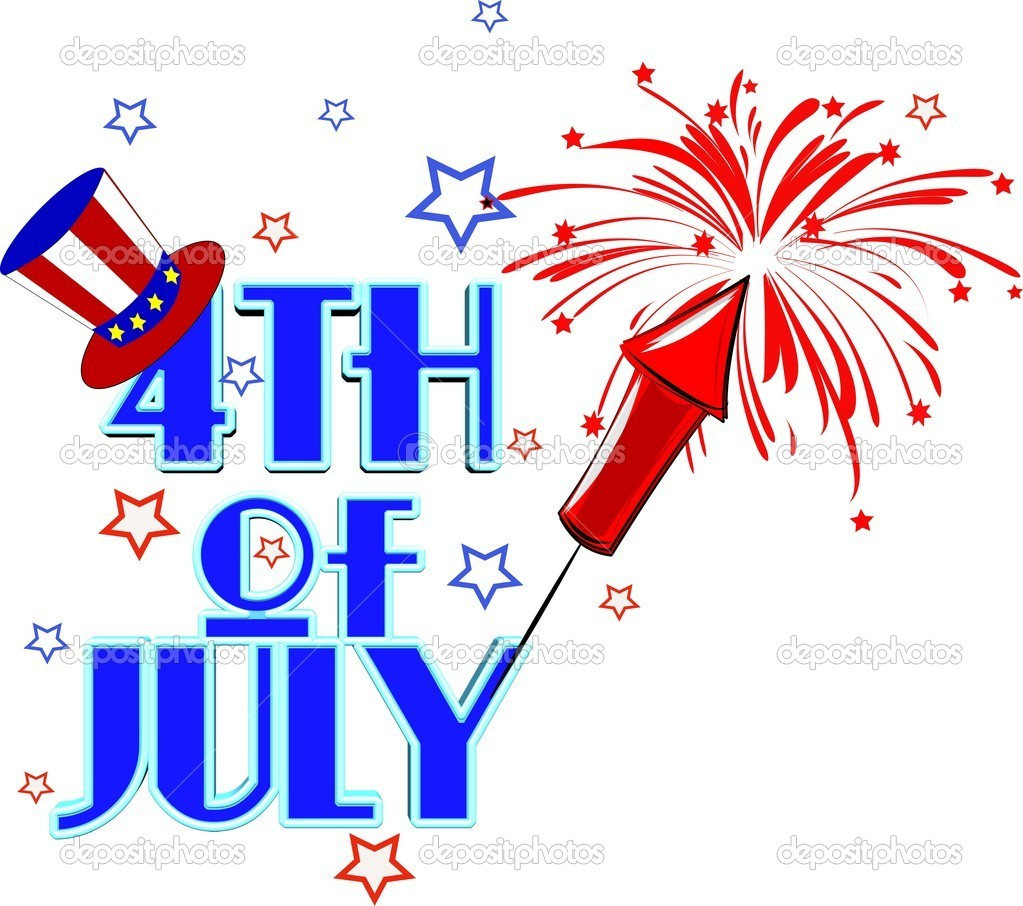 Clip Art 4th Of July Fourth Free Animated Clipart free image.