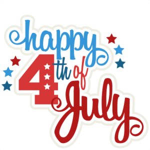 4th Of July Clip Art Free.