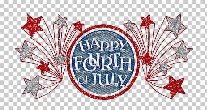 Happy Fourth Of July Glitter Banner PNG, Clipart, 4th Of July.