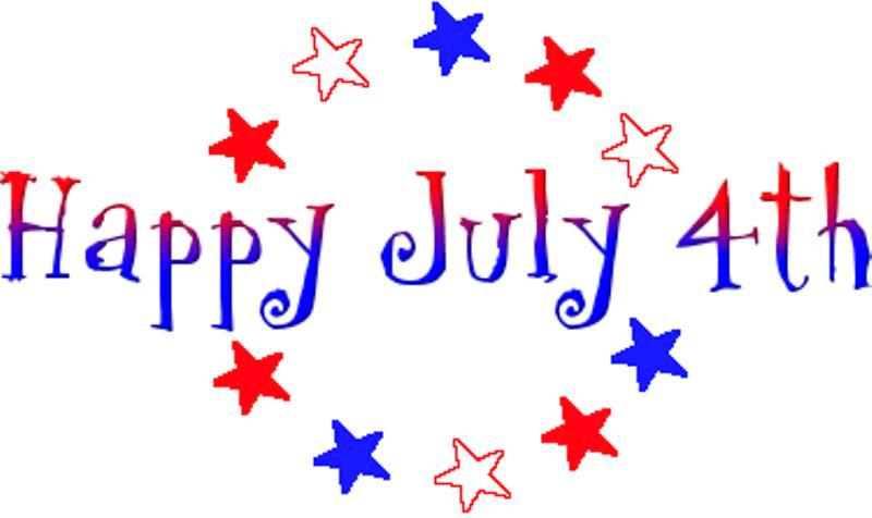 Fourth Of July Images Clipart Free.