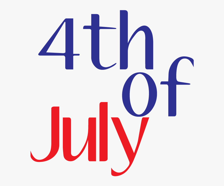 Fourth Of July 4th Of July Fireworks Clipart Free.