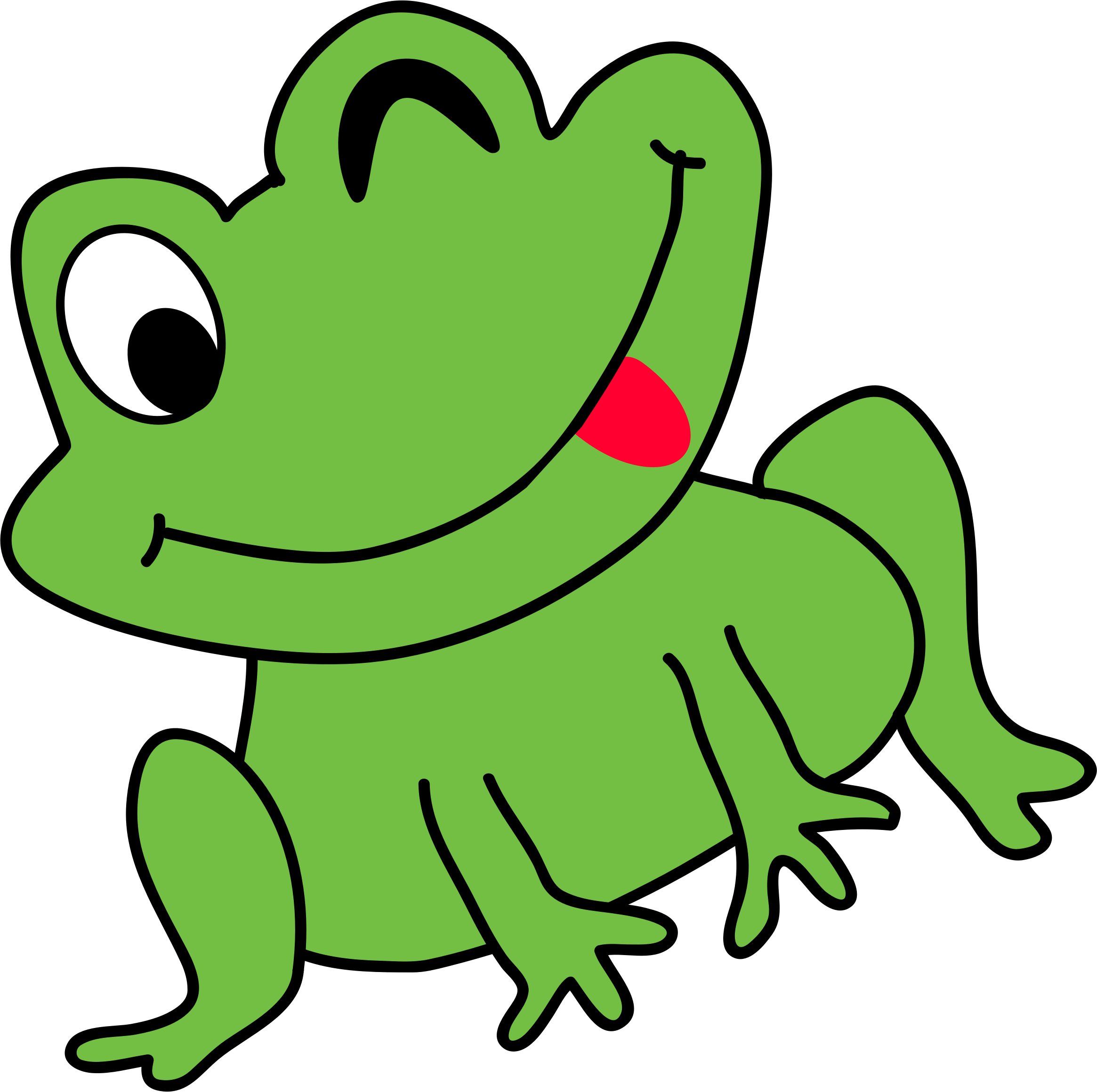 Holidays clipart frog, Holidays frog Transparent FREE for.