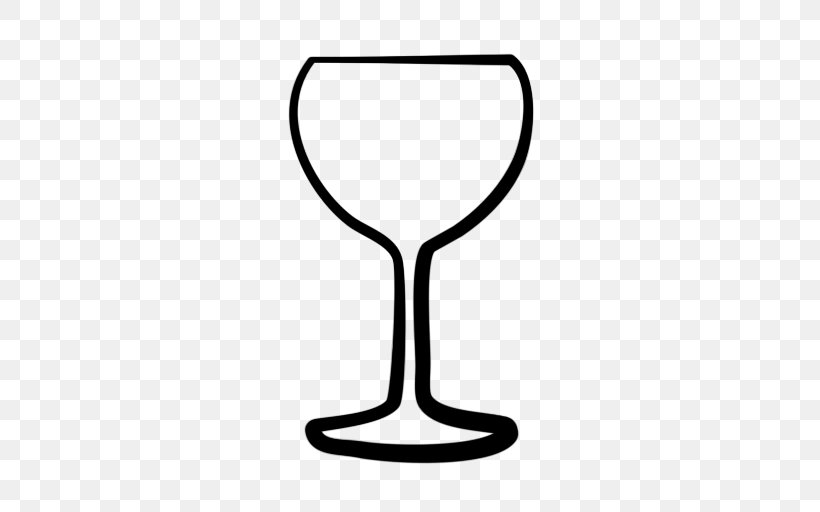 Wine Glass Champagne Icon, PNG, 512x512px, Wine, Black And.