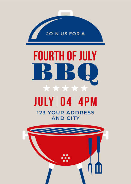 Top 30 Fourth Of July Cookout Clip Art, Vector Graphics and.