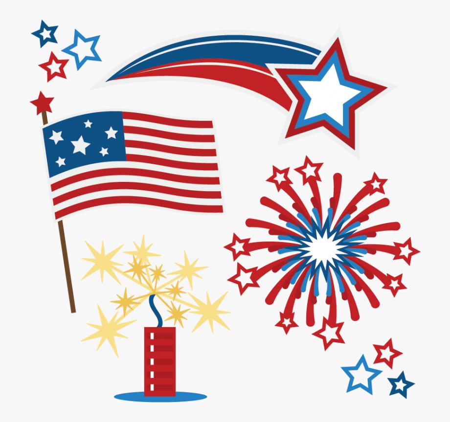Fireworks Clipart Cute.