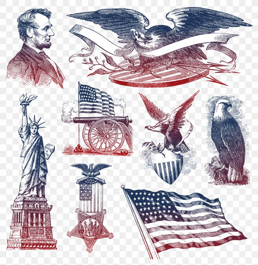 United States Bald Eagle Symbol Clip Art, PNG, 5253x5408px.