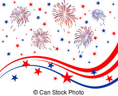 Fourth of july fireworks clipart 2 » Clipart Station.