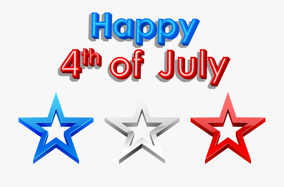 Free 4th Of July Fireworks Clipart.