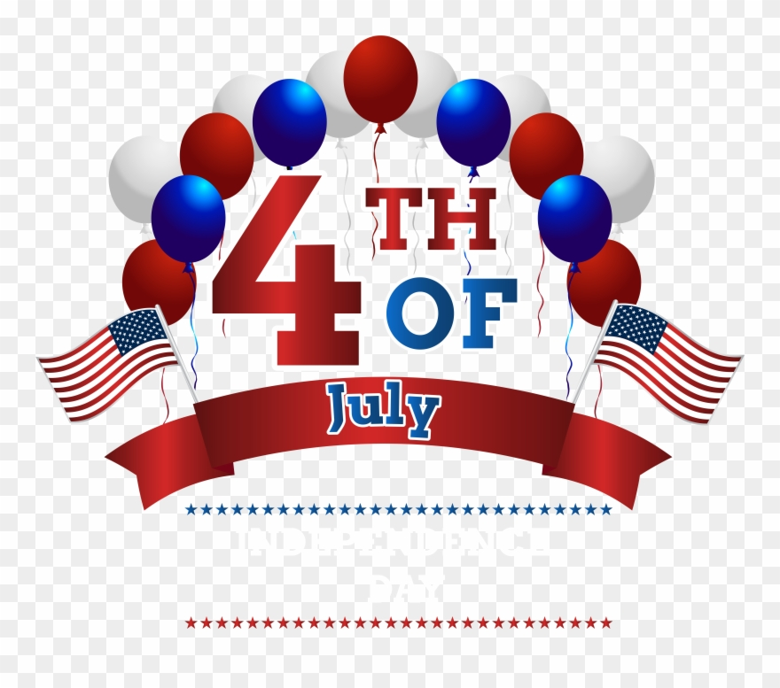 Free 4th Of July Fireworks Clipart Png Transparent Png (#1964602.