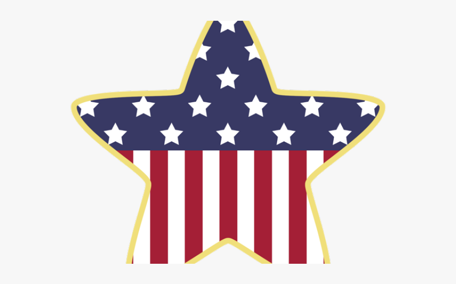 4th Of July Flag Clipart , Free Transparent Clipart.
