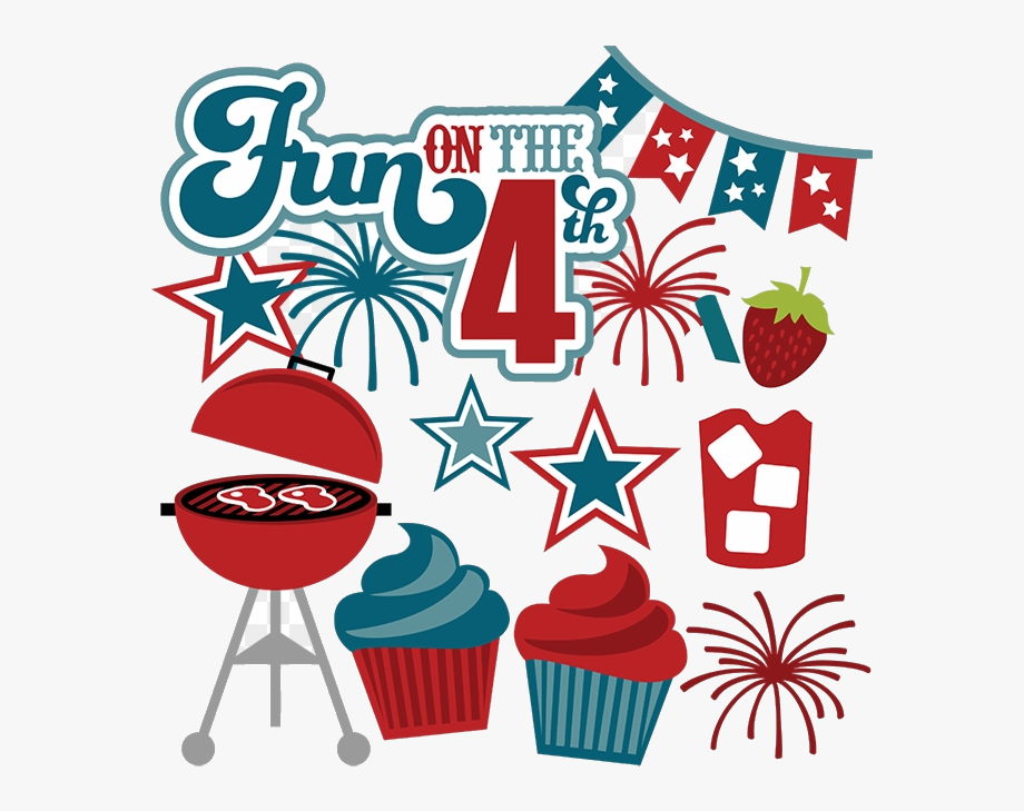 4th Of July Th Clipart Fourth Food Fun Hd Transparent.