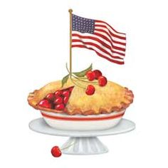 July clipart fourth july food, July fourth july food.