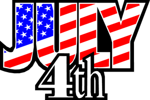 Free 4th of july clipart independence day graphics 2.