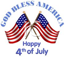 134 Best 4th of July Clip Art images in 2015.