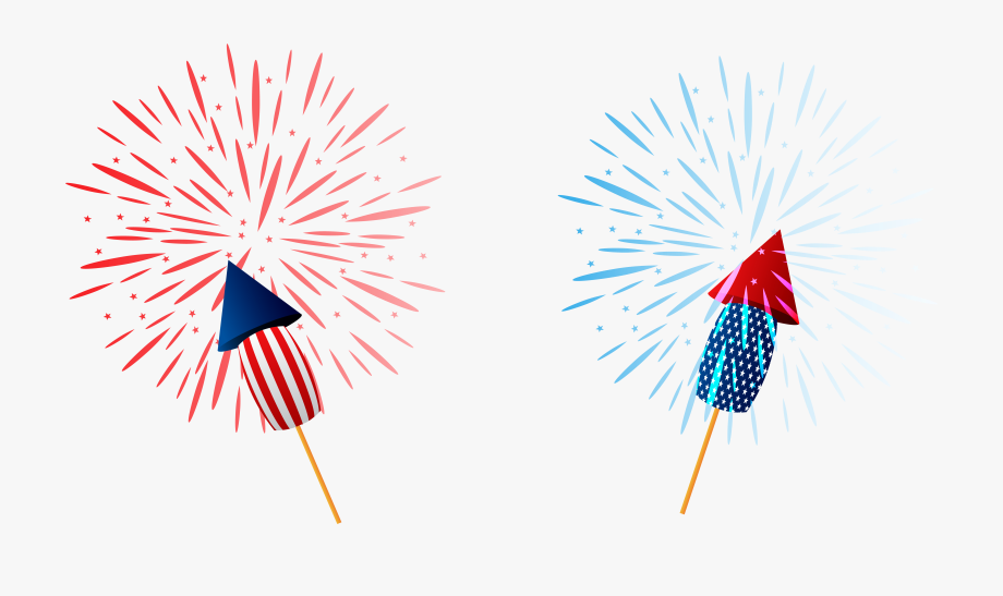 Sparklers Png Clipart Image.